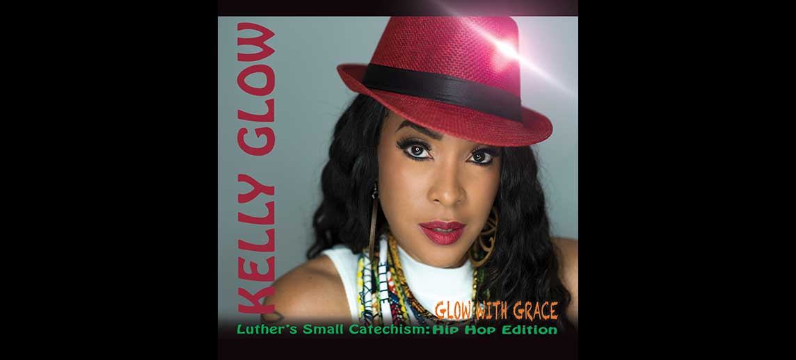 Kelly Glow - Glow with Grace Cover